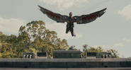 Falcon About to Land - Ant-Man (film)