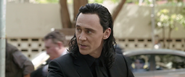 Loki in New York City (Ragnarok)