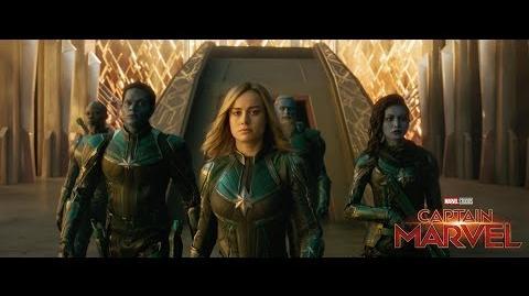 """Marvel Studios' Captain Marvel """"Climb"""" TV Spot"""