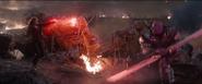 Scarlet Witch Endgame battle 6