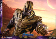 Avengers Endgame Hot Toys Thanos 12