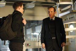 Bulletproof Coulson
