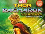Thor: Ragnarok: The Junior Novel