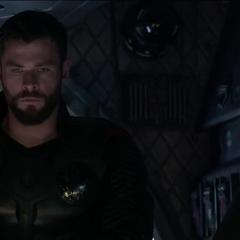 Thor en el Benatar.