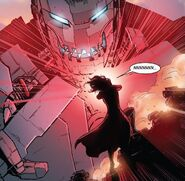 Ultimo vs scarlet witch