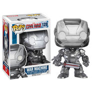 CW Funko War Machine