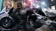 Hulk - boxing gloves - Concept Art