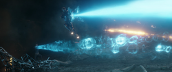 Avengers Endgame - Shuri Rescue Wasp