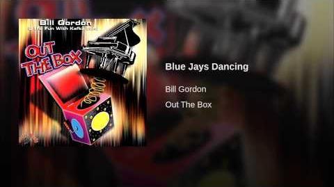 Blue Jays Dancing