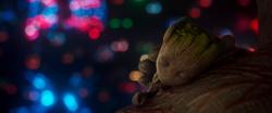 Groot Sleeping (GotGVol.2)