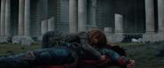 Jane holding Thor