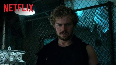 Marvel - Iron Fist Avance para NYCC HD Netflix
