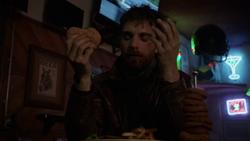 Shaw Cheeseburger