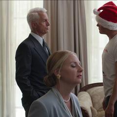Stark muestra la última reunión que tuvo con sus padres utilizando el B.R.E.A.