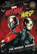 Ant-Man and the Wasp The Heroes' Journey Cover