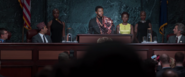 BP T'Challa At the Press Conference 1