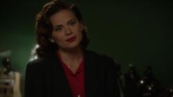 Peggy looks at Howard Stark (2x10)