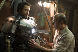 Stark and Yinsen