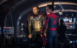 Mysterio & Spider-Man FFH