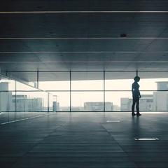Romanoff en el Centro de los Nuevos Vengadores.