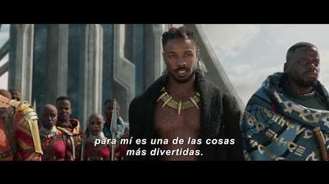 Pantera Negra, de Marvel Studios – El nuevo rey