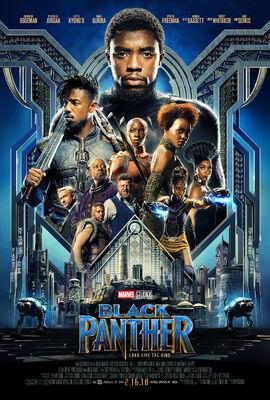 Black Panther Poster October 2017