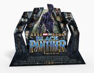 Black Panther Standee