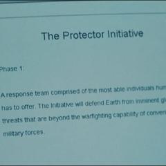 Fury crea la Iniciativa Protectores.