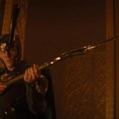 Loki asesina a Laufey.