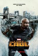 Luke Cage Temp 2 Poster