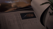 Phil Coulson S.H.I.E.L.D. Document
