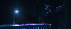Spider-Man vs. Vulture (D.O.D.C. Truck)