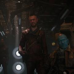 Udonta accede a aliarse con los Guardianes.