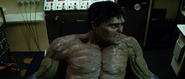 Induced Hulk Transformation