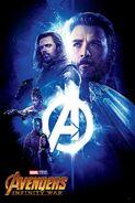 Infinity War Stone Posters (Logo Version) 01