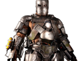 Iron Man Armor: Mark I