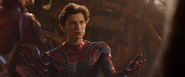 Iron Spider (You Mean Like Footloose)