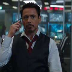 Stark operando en el Centro Común de Lucha contra el Terrorismo.
