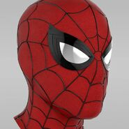CACW Concept Art Spidey Suit 1
