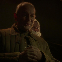 Fennhoff hipnotiza al soldado Ovechkin.