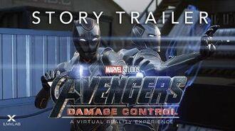 Marvel Studios' Avengers Damage Control Story Trailer
