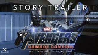 Marvel Studios' Avengers Damage Control Story Trailer