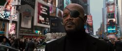 Nick Fury CATFA