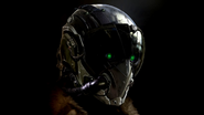 Vulture Mask 2 (Concept Art)