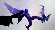 Vulture vs. Spider-Man (Concept Art - The Vulture Takes Flight)
