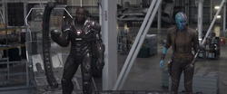 War Machine (2023) & Nebula (2014)