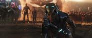 Avengers Endgame - Pepper Potts Arrival