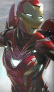Avengers Endgame Rescue concept art 10