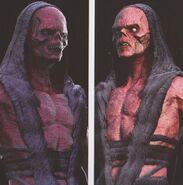 Avengers Infinity War Red Skull concept art 20