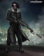 Captain America The Winter Soldier 2014 concept art 29